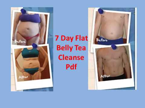 Tea the 7-day pdf flat-belly cleanse