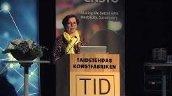 TID Business Forum 2018 Jaana Rekolainen, toimitusjohtaja, Suomalais-Venäläinen kauppakamari