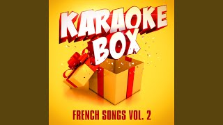 Milord (Instrumental Karaoke Playback) (Made Famous By Edith Piaf)