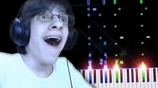 Theory of Everything (from Geometry Dash) - Piano Tutorial
