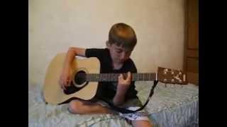 Глаза карие карие на гитаре красивая песня