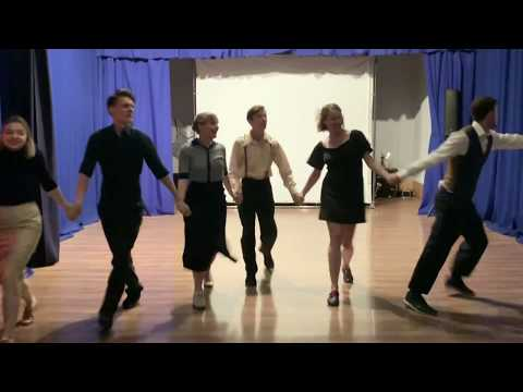 A Day At The Races Lindy Hop Tribute