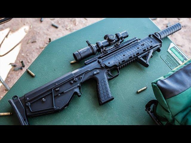 Kel-Tec RDB Suppressed Review