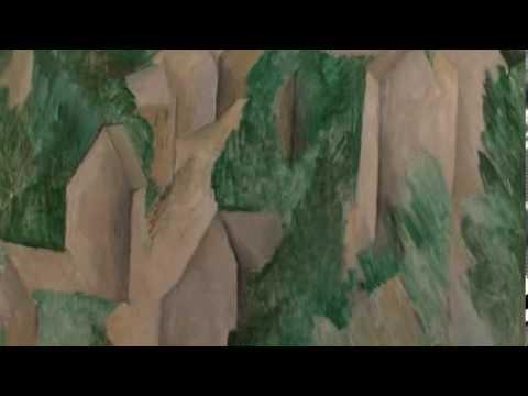 Cezanne Exhibition Thyssen Museum Madrid : Post Impressionism Paintings