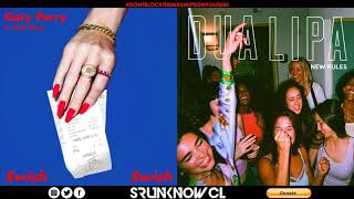 "Katy Perry ft. Nicki Minaj vs. Dua Lipa - ""Swish Swish Rules"" (Mashup)"