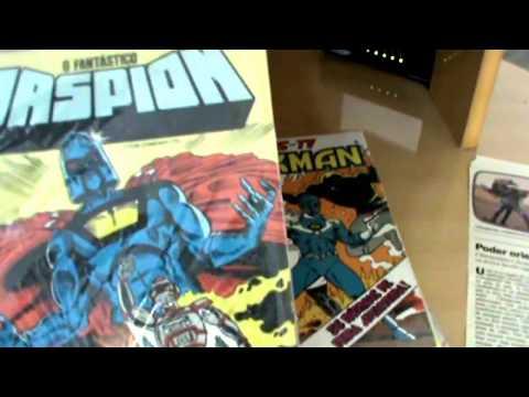 Jaspion e Changeman [minha coleção]