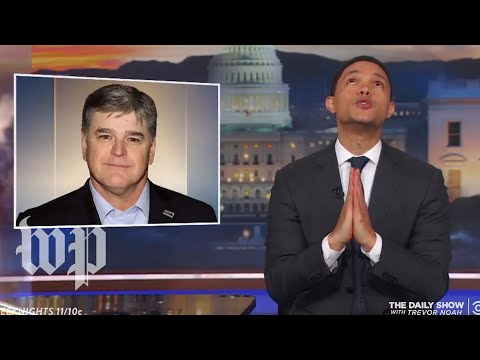 Late-night laughs: Sean Hannity named legal client of Michael Cohen