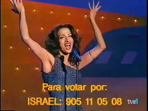 israel eurovision vinnare