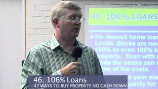 The Property King-Sean Summerville Funding to 100% of the loan Part 46