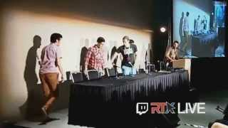 RTX 2014 - Come Inside Gaming Panel