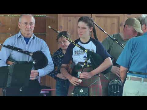 Glasgow Smallpipers' BBQ 2017 (1 of 5)