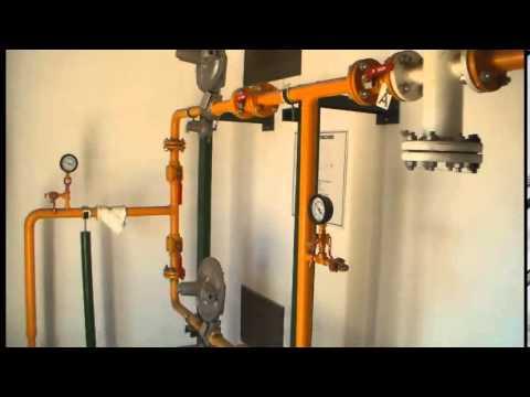 Regulador Gas Natural