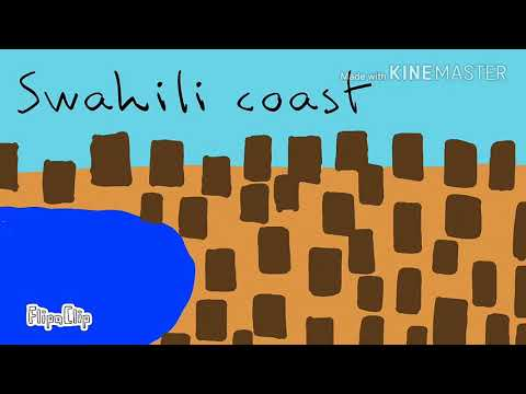 Mali empire: the Swahili coast