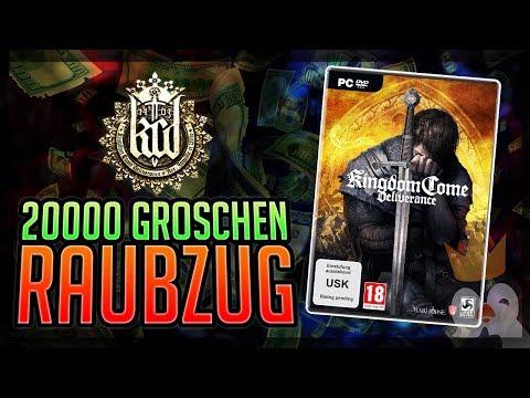 20000 GROSCHEN RAUBZUG in Kingdom Come Deliverance - Diebstahl und Schlösser knacken