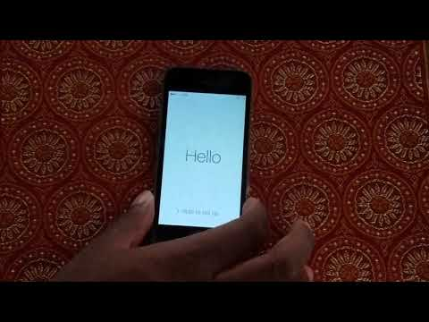 How to turn a new or used iPhone into an iPod Touch in under 5 minutes!