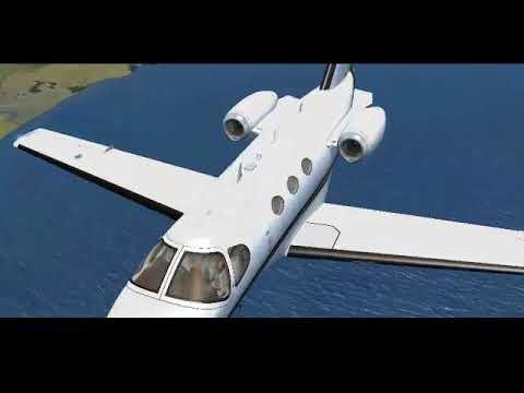 Virtual Flight New Zealand, Oceania's biggest home built