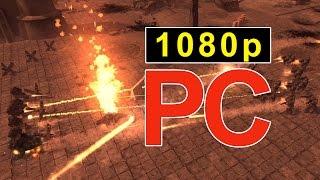 Mechs & Mercs Black Talons Gameplay - New RTS [1080p/HD]
