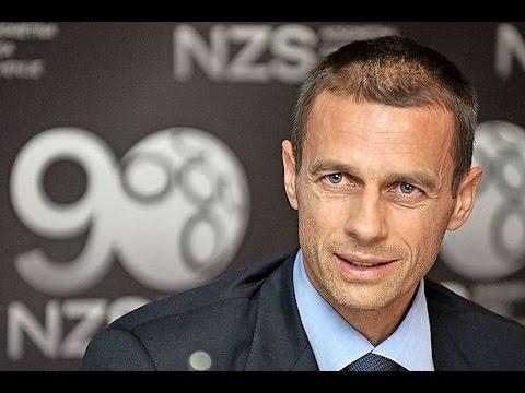 Aleksander Ceferin Elected as UEFA President - So what?