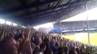 10 German Bombers (from 4) and Dambusters at Fratton Park , Pompey v Rangers