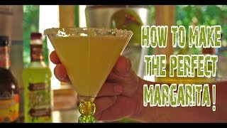 Making The Perfect Margarita With The Margaritaville Margarita Maker!