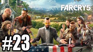 PRZEPOWIEDNIA WIELKIEGO WYBUCHU?! - Let's Play Far Cry 5