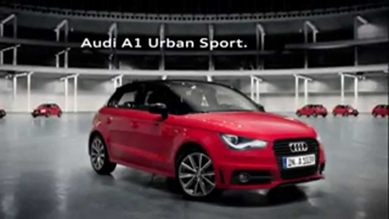 Audi A1 Urban Serie Limitee