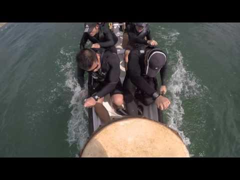 Pesta Penang Dragonboat Race 2015 - 250m Malaysia Premier Open