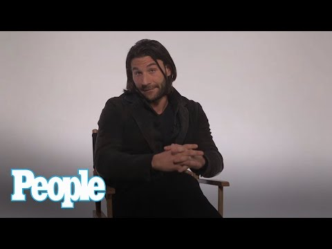 Why Zach McGowan Is Our Sexy Man of the Week  People