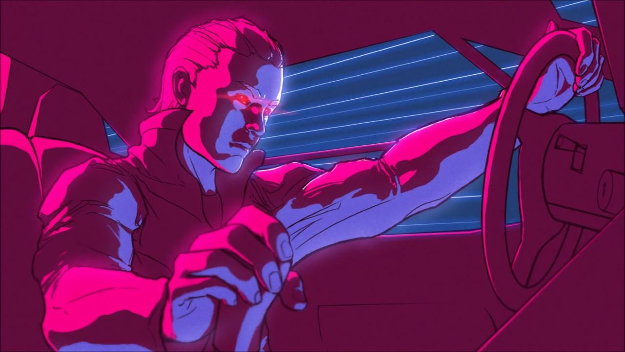 Zombie Hyperdrive - Red Eyes ile ilgili görsel sonucu