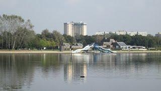Gent : Natuurgezichten aan de Blaarmeersen : een reportage van Catherine Boone