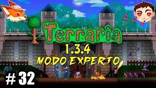 Terraria [T5] Ep. 32 - ¡HEMISFERIOS NORTE Y SUR!
