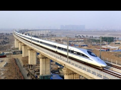 High speed trains finally in Kenya