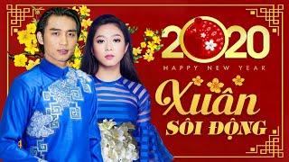 Nhạc Xuân Hải Ngoại 2020 - Ca Nhạc 30 Tết Sôi Động Mừng Năm Mới Canh Tý ĐAN NGUYÊN, HÀ THANH XUÂN