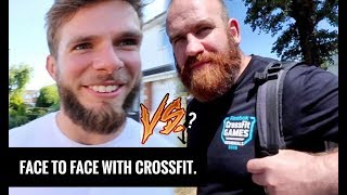 CROSSFIT came to the TeamRICHEY house?!