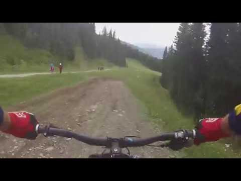 Bikepark Planai I Rookie Trail I Juli 2015