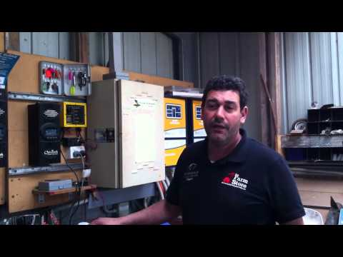 Off Grid and Self Sufficient with 7 Hills Tallarook Farm – Solar Power System