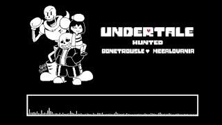 Undertale Remix Hunted Bonetrousle Megalovania