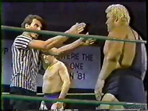 CWF Florida Championship Wrestling 1981 #5