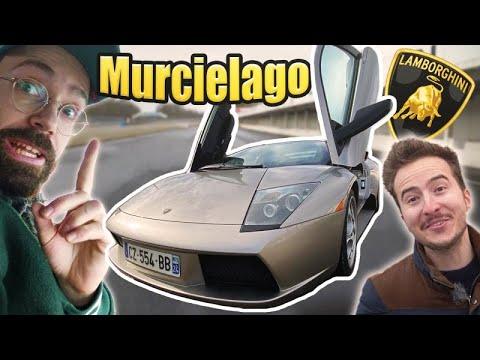 Essai Lamborghini Murcielago : LA MORT ÉTAIT PROCHE