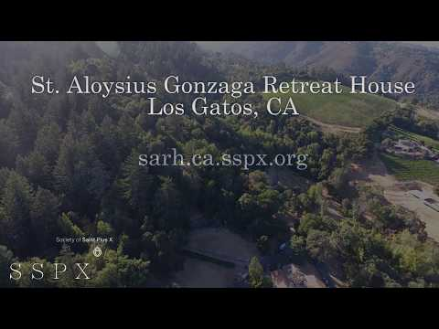 St. Aloysius Gonzaga Retreat House, Los Gatos, CA