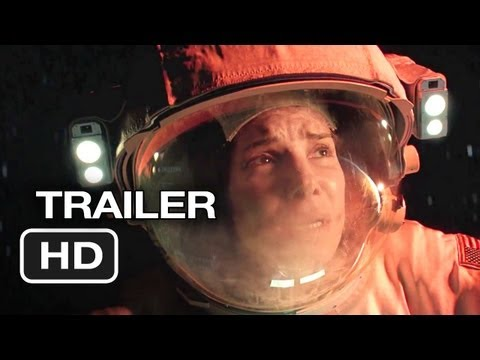 Gravity    Drifting 2013  Alfonso Cuarón Movie HD