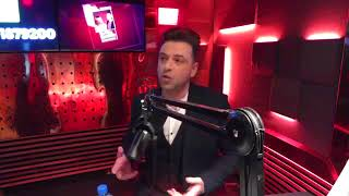 Mark Feehily @ The Nicky Byrne Show