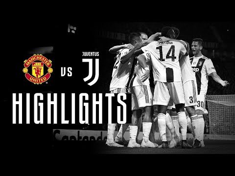 Man Utd-Juve | The Champions League highlights, as you haven't seen