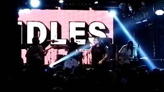 IDLES - Gram Rock (live) - Vienna 2018
