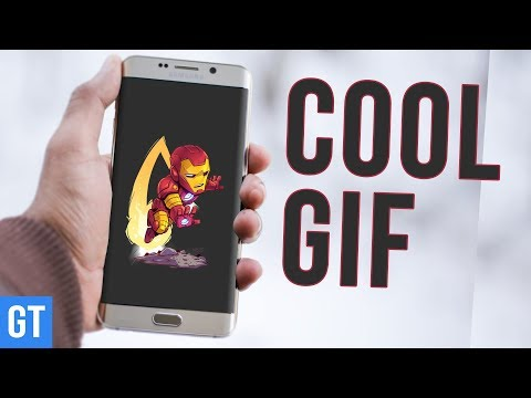 How To Set Cool GIF As Animated Lock Screen On Android | Guiding Tech
