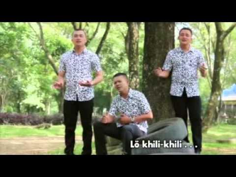 lagu nias solaso trio2014 lo khili khili