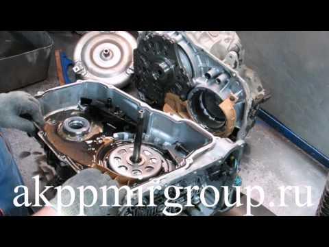 Ремонт автоматической коробки передач Opel Astra 6T30
