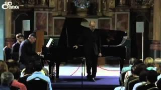 Roger Vignoles y Florian Boesch. Concierto