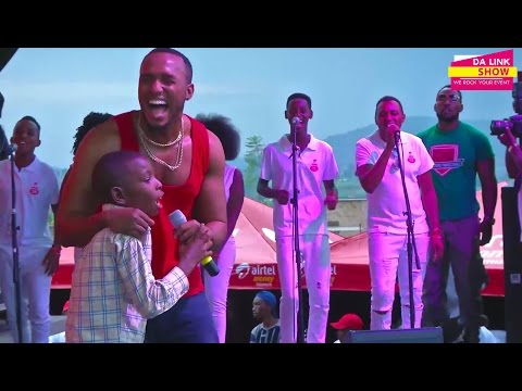 DA LINK The Ben Riderman and King James in Airtel Tera Story- Huye District
