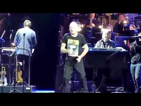 Ian Gillan/ Don Airey in Moscow  (15. 11. 2016).